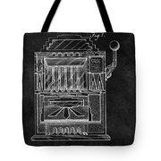 1932 Slots Patent Tote Bag