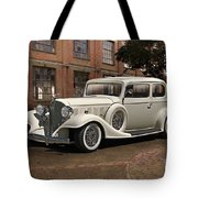 1933 Buick Victoria 'bootleg Beauty' Tote Bag