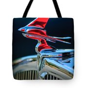 1933 Franklin Olympic Hood Ornament Tote Bag