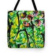 Heavenly Flowers Tote Bag