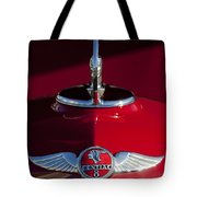 1933 Pontiac Hood Ornament 2 Tote Bag