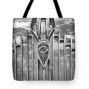 1934 Chrysler Airflow Hood Ornament Tote Bag