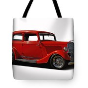 1934 Ford 2 Door Sedan Tote Bag