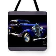 1934 Ford Tudor Sedan Tote Bag