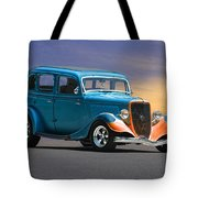 1934 Ford Victoria II Tote Bag