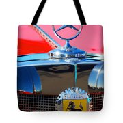 1934 Mercedes Benz 500 K Roadster Tote Bag