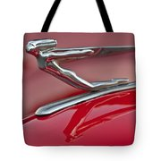 1935 Auburn Hood Ornament 2 Tote Bag
