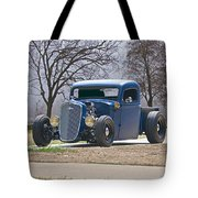 1935 Chevrolet 'hot Rod' Pickup Tote Bag