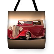 1935 Chevrolet Phaeton 3q Driver Side Tote Bag