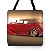 1935 Chevrolet Phaeton II  Tote Bag