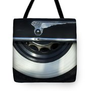 1935 Chrysler Tire Tote Bag
