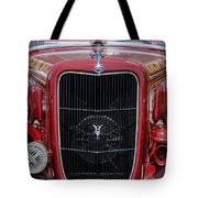 1935 Ford Seagrave Tote Bag