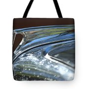1935 Ford V8 Hood Ornament Tote Bag