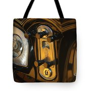 1935 Packard Console Tote Bag