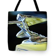 1935 Packard Hood Ornament Tote Bag
