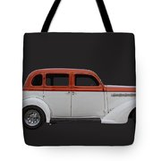 1935 Plymouth Sedan Tote Bag