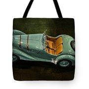 1936 Bmw 328 Roadster Tote Bag
