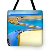 1936 Buick 40 Series Hood Ornament Tote Bag
