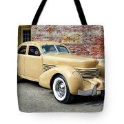 1936 Cord Tote Bag