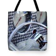 1936 Cord Phaeton Gear Shift Tote Bag