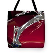 1936 Ford 68 Pickup Hood Ornament Tote Bag