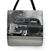 1936 Ford 'bug Crusher' Coupe Tote Bag