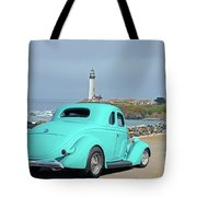 1936 Ford Coupe 'shoreline' 1 Tote Bag