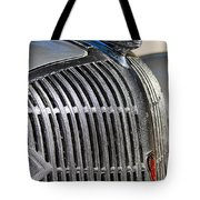 1936 Oldsmobile Hood Ornament Tote Bag