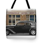 1936 Plymouth Business Coupe II Tote Bag