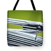 1936 Pontiac Hood Ornament 3 Tote Bag