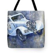 1937 Aero 750 Sport Coupe Tote Bag