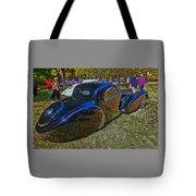 1937 Bugatti Type 57 S C Atalante Coupe Tote Bag
