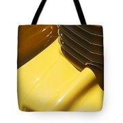 1937 Cord 812 Phaeton Hood Ornament Tote Bag