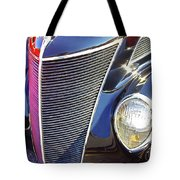 1937 Ford 2 Door Sedan Tote Bag