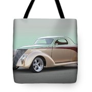 1937 Ford 'high End' Coupe I Tote Bag