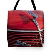 1937 Ford Hood Ornament Tote Bag