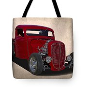 1937 Ford Truck Tote Bag