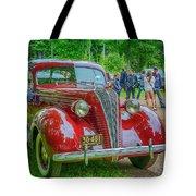 1937 Hudson  Tote Bag