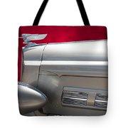 1937 Packard Tote Bag