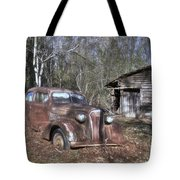 1937 Revisited Tote Bag