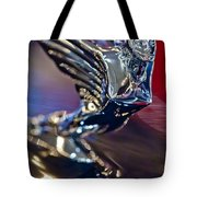 1938 Cadillac V-16 Hood Ornament Tote Bag
