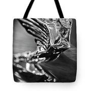 1938 Cadillac V16 Hood Ornament Tote Bag