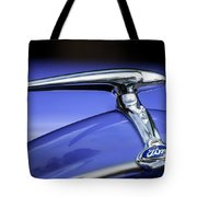 1938 Ford Coupe Hood Ornament Tote Bag
