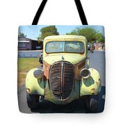 1938 Ford Truck Tote Bag
