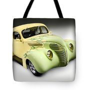 1938 Hot Rod Ford Coupe Tote Bag
