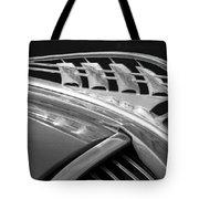 1938 Plymouth Hood Ornament 2 Tote Bag by Jill Reger