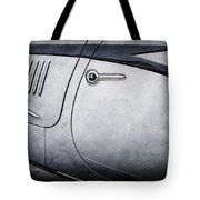 1938 Talbot-lago 150c Ss Figoni And Falaschi Cabriolet Side Door Handle -1511ac Tote Bag