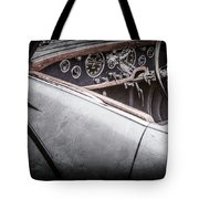1938 Talbot-lago 150c Ss Figoni And Falaschi Cabriolet Steering Wheel -1561ac Tote Bag