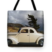 1939 Chevrolet Coupe Tote Bag