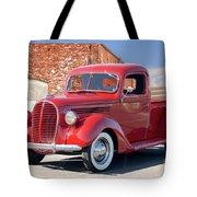 1939 Ford 'stake Bed' Pickup Truck I Tote Bag